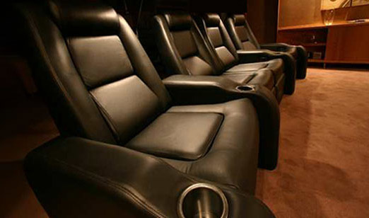 Elite Home Theater Seating Home Cinema Custom Install Ltd Guildford Surrey